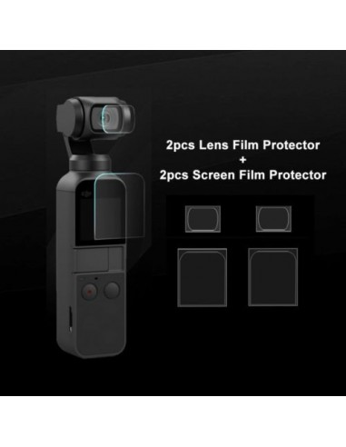Osmo Pocket film protective lens and...