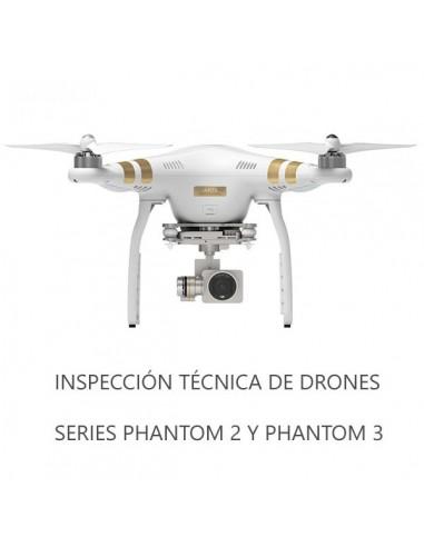 Inspección Técnica Drones Series...