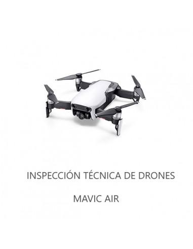 Inspección Técnica Drones Mavic Air /...