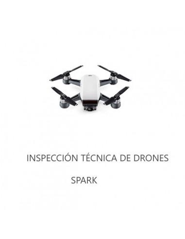 Inspección Técnica Drones Spark