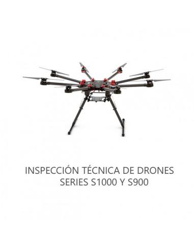 Inspección Técnica Drones Serie...