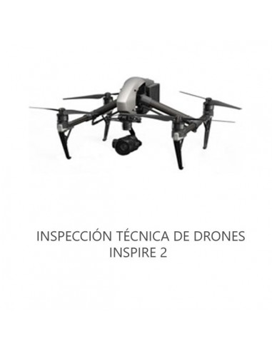 Drone Technical Inspection Inspire 2