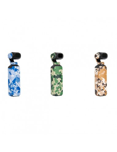 Osmo Pocket Pegatinas camuflaje