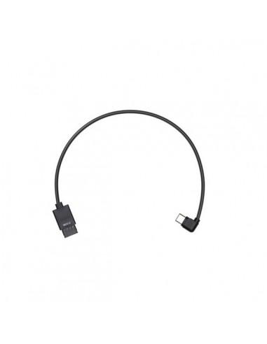 Ronin S (Tipo C) Multi Cámara cable...
