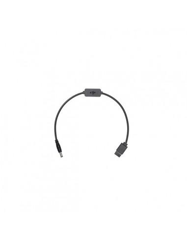 Ronin S Cable alimentación DC