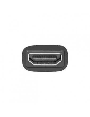 Adaptador hembra HDMI a hembra HDMI