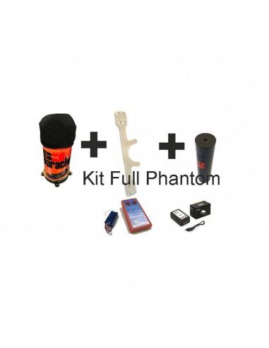 Phantom 3 y 2 complete parachute kit