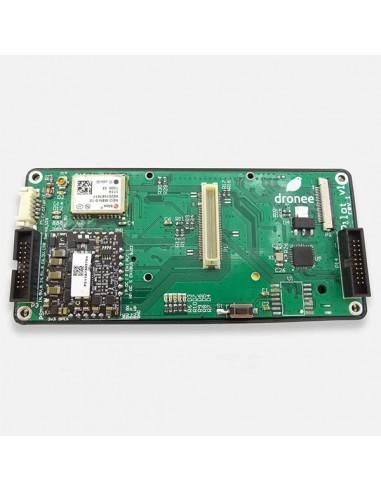 Dronee Pilot + Airspeed Sensor + GPS...