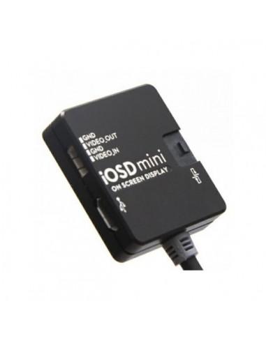Mini iOSD DJI compatible con WM, Naza...
