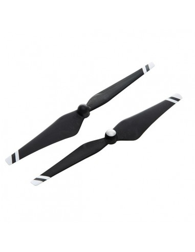 E300 Helices fibra carbono negras y...