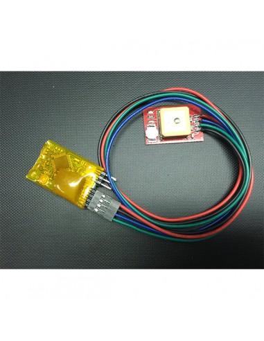 Shutter Logger GPS con gps para...