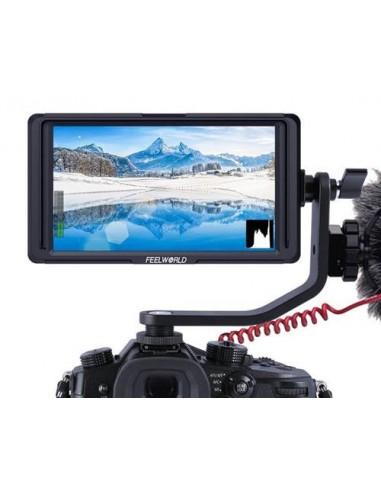 "Feelworld F5 5"" Monitor IPS Full HD..."