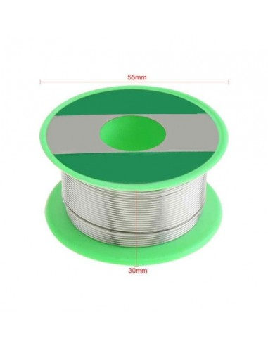 0.8mm lead-free solder tin 100g / roll