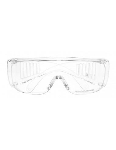 Safety glasses from RoboMaster S1