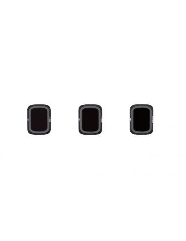 Mavic Air 2 pack filtros (ND16-64-256)
