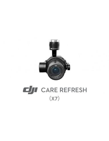 DJI Care Refresh (Zenmuse X7) Plan 1 año