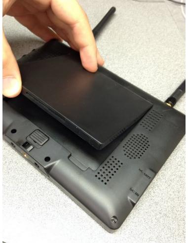 Black Pearl  batería para monitor