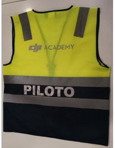 Chaleco UTC Piloto