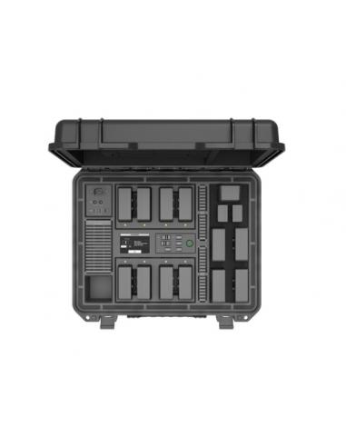 Estación de carga de baterías DJI