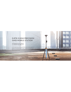 D-RTK High Precision GNSS Mobile Station